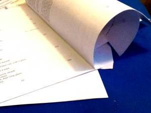 Paper, Interfaith, Inspiration, Words